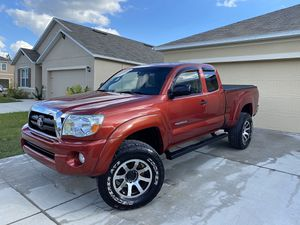 2007 Toyota Tacoma SR5 V6 4X4 117,000 Miles Excellent Condition for Sale in Davenport, FL