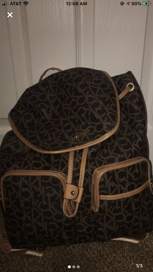 Calvin Klein luggage backpack for Sale in Castaic, CA