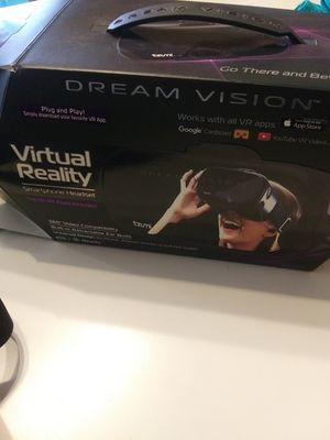 Dream Vision Virtual Reality Smartphone Headset for Sale in Parma, OH