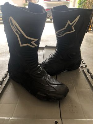 Alpinestars SMX5 Boots size 10 1/2 for Sale in Houston, TX