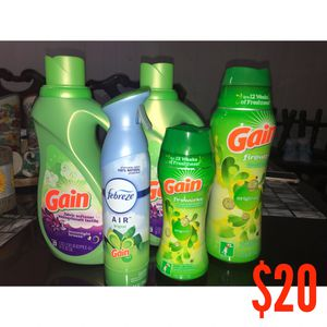 Gain Products for Sale in Pasadena, TX