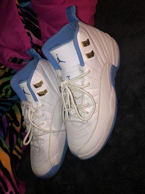 Jordan retro 12s University blue for Sale in Martinsburg, WV
