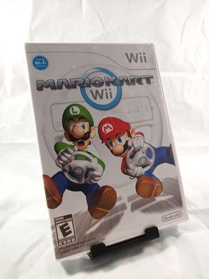 Mario Kart Wii CIB for Wii for Sale in Phoenix, AZ