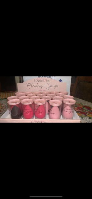 Beauty blender Beauty Creations for Sale in Fort Worth, TX