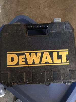 DeWALT Right Angle Drill for Sale in VINT HILL FRM, VA