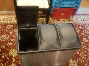 Stainless steel storage container for Sale in Gaithersburg, MD