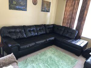 Sectional sofa -$50 for Sale in Plato Center, IL