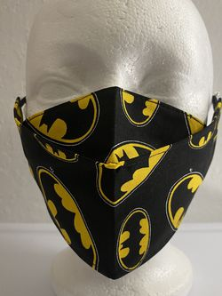 3D Face Mask Adults (Batman)-D30 for Sale in San Diego,  CA