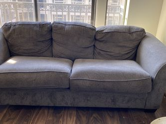 FREE Worn Couch available For Pickup Only for Sale in Houston,  TX