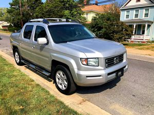 2007 Honda Ridgeline RTL 4WD for Sale in Adelphi, MD
