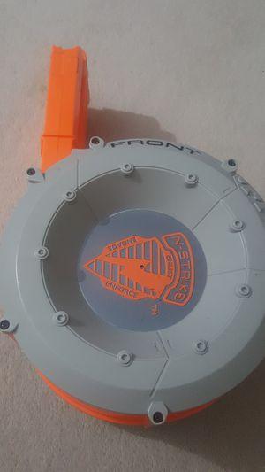 Nerf gun drum clip for Sale in Houston, TX