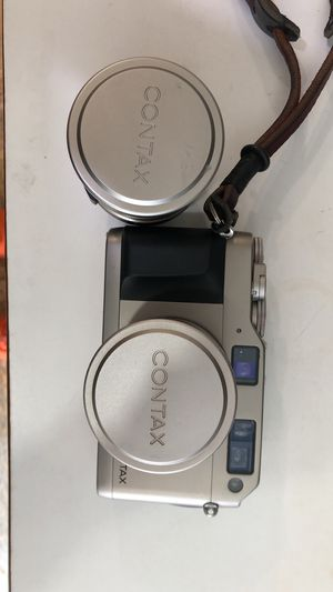 Contax G1, 28mm 2.8, and 45mm 2 lens for Sale in Seattle, WA