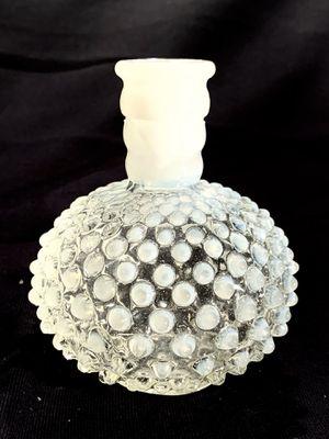 Fenton Perfume Jar Vase for Sale in Port St. Lucie, FL