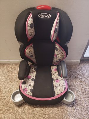 Graco turbo booster highback booster car seat for Sale in Dublin, OH