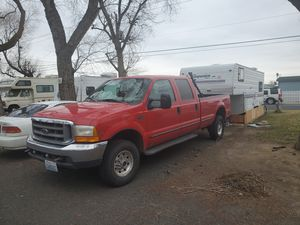 Ford F350 4x4 v10 for Sale in Moses Lake, WA