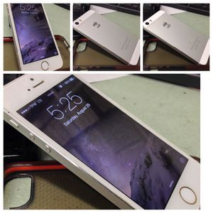 iPhone 5S 32gg Att for Sale in Rockville, MD