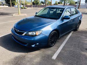 Subaru Impreza AWD Premium for Sale in Chandler, AZ