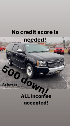 2010 Chevy Suburban for Sale in Cleveland, OH