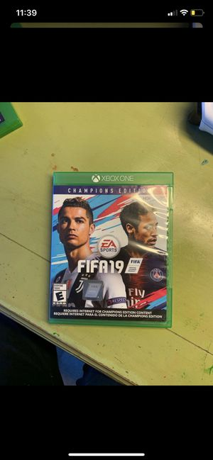 Fifa 19 I didn't use it the much for Sale in Laguna Hills, CA