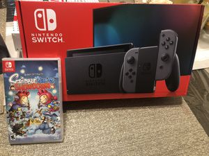 NINTENDO SWITCH BUNDLE!! NEW!!! for Sale in San Diego, CA