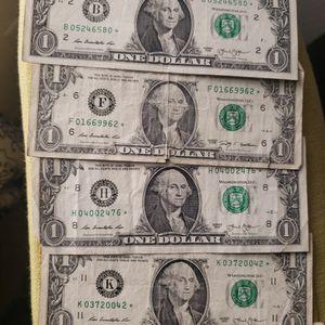 Dollars Whit Stars for Sale in Amboy, WA