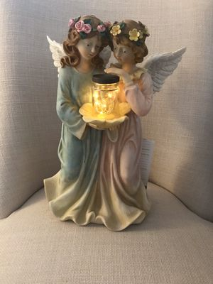 Pretty solar angels. Beautiful in your Christmas garden. for Sale in Pembroke Pines, FL