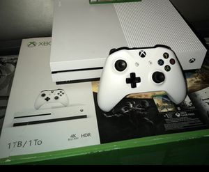 """Xbox one s 1tb. """"32 Sony T.V 1080p. for Sale in Poway, CA"""