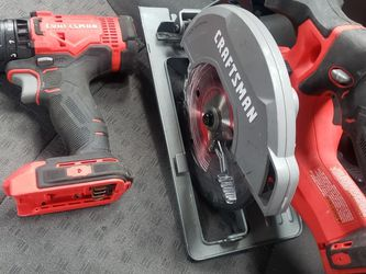 Craftsman Skill Saw N Drill No Battery There In Good Condition for Sale in Tacoma,  WA