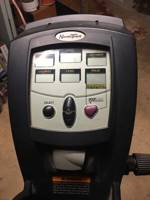 NordicTrack Elliptical for Sale in Mount Airy, MD