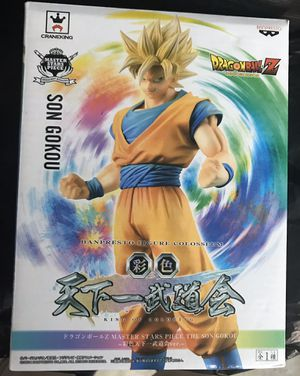 DragonBall Z figure new for Sale in West Carson, CA