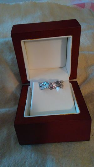 Sterling silver stamped 925 ring. Size 7 for Sale in Richardson, TX