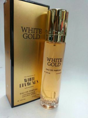 White gold perfume for Sale in Gaithersburg, MD