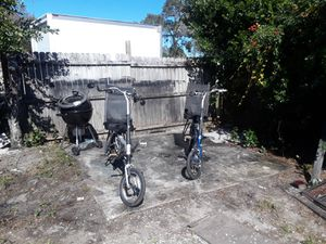 A pair of cannondale bikes in great condition rides great $80 each for Sale in Belleair, FL