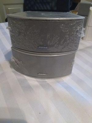 Bose Silver Gemstone speakers set of 2 for Sale in Woodbridge, VA