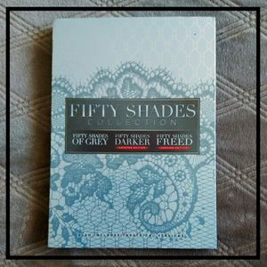 Fifty Shades Of Grey 3-Movie Trilogy DVD for Sale in Bellingham, WA
