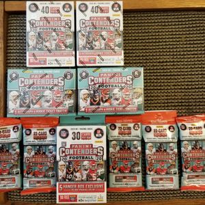 Panini NFL Contenders for Sale in Caldwell, ID