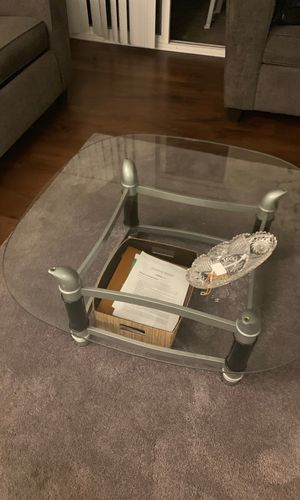 Living room table and side table for Sale in Darnestown, MD