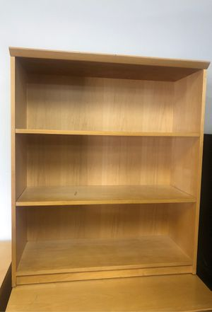 Maple bookshelves for sale for Sale in Claremont, CA