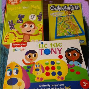 Puzzles And Games For Your Toddler And Up for Sale in Chandler, AZ