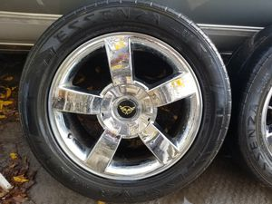 20 rims ss Chevy for Sale in Clovis, CA