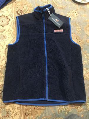 Vineyard vine kid large vest fits women small for Sale in Aspen Hill, MD