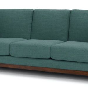 MCM Teal Ceni Sofa From Article New for Sale in Seattle, WA