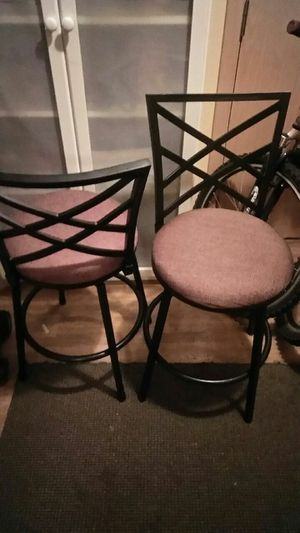 Swiveling bar stools for Sale in Seattle, WA