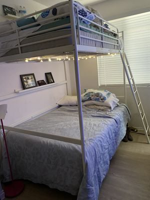 Full Size Bunk Bed / Loft Bed - Great for larger kids! for Sale in Rancho Santa Margarita, CA