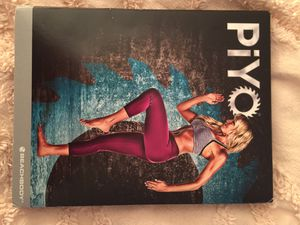Piyo Dvd Workout Brand New- Never used for Sale in Concord, MA
