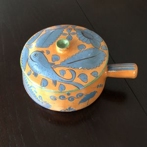 Vintage Mexican Redware Hand Painted for Sale in West Palm Beach, FL