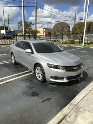 Chevy Impala 2016 LT Clean Title for Sale in Miami, FL
