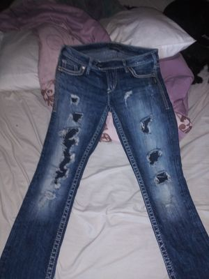 Silver Jeans for Sale in Prineville, OR