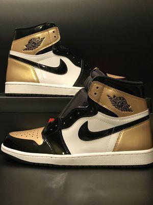 Jordan 1 Gold Toe Size 10 Deadstock Not Travis for Sale in Los Angeles, CA