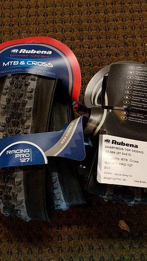 27.5 by 2.0 mountain bike tires rubena for Sale in Vancouver, WA